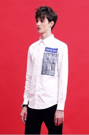 衬衫20(爱是不保留)
