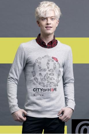 city of hope卫衣
