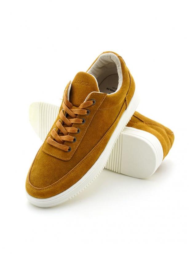 反毛皮板鞋