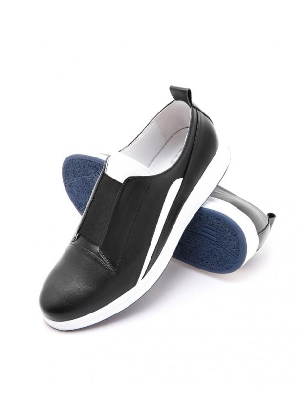 简约轻便休闲皮鞋