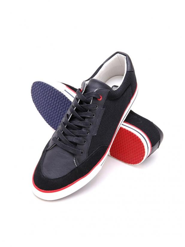 法兰西风布鞋