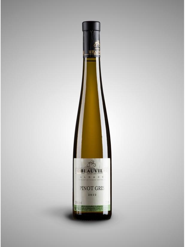 法国瑞柏利灰皮诺半甜白葡萄酒