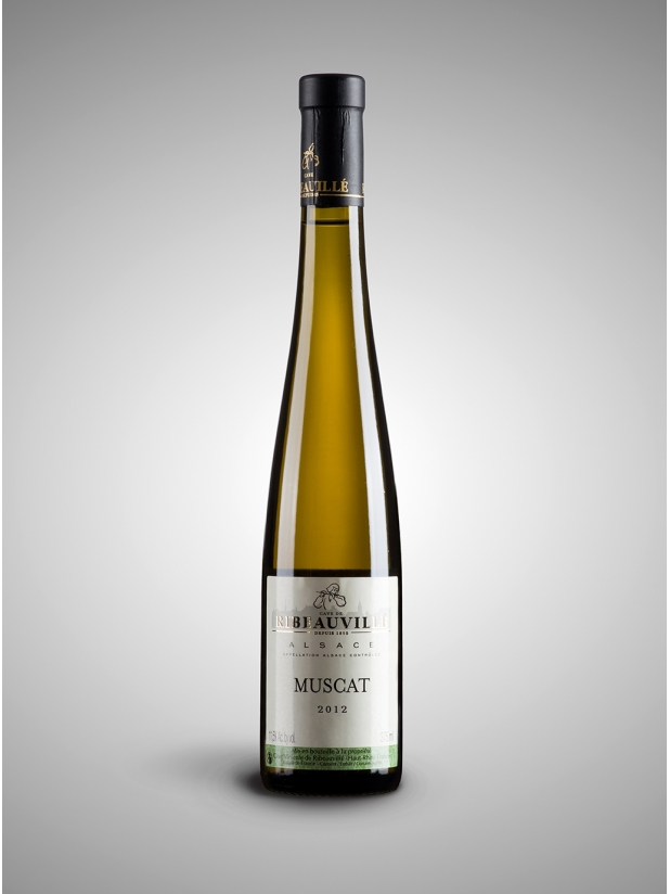 法国瑞柏利麝香半干甜白葡萄酒