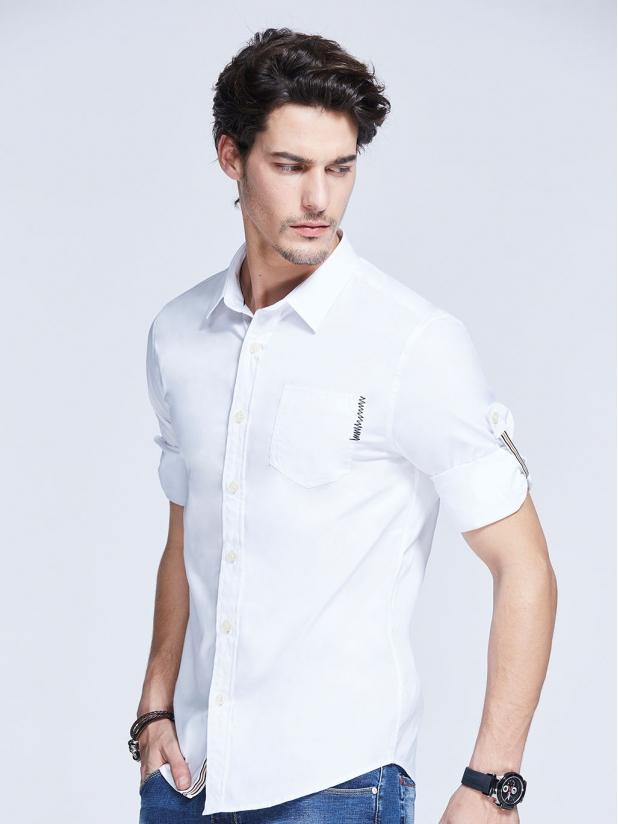中袖衬衫2