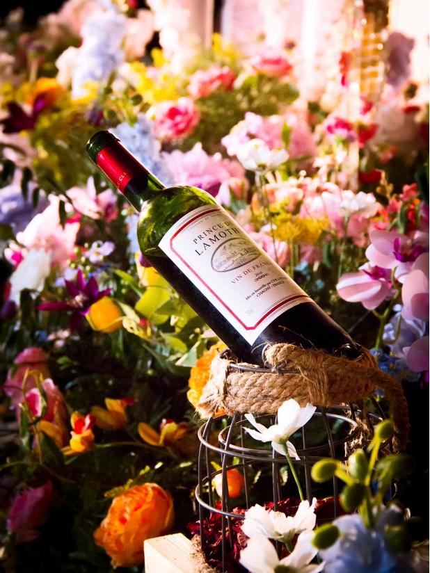 法国王子干红葡萄酒