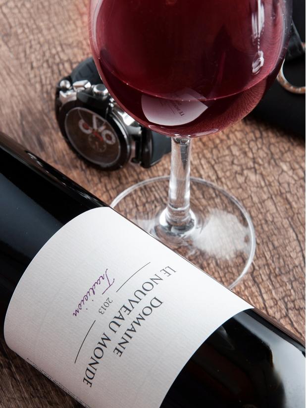 法国新世界 干红葡萄酒