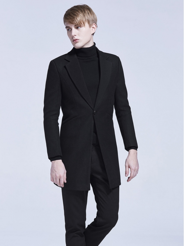 绅士品格1 大衣