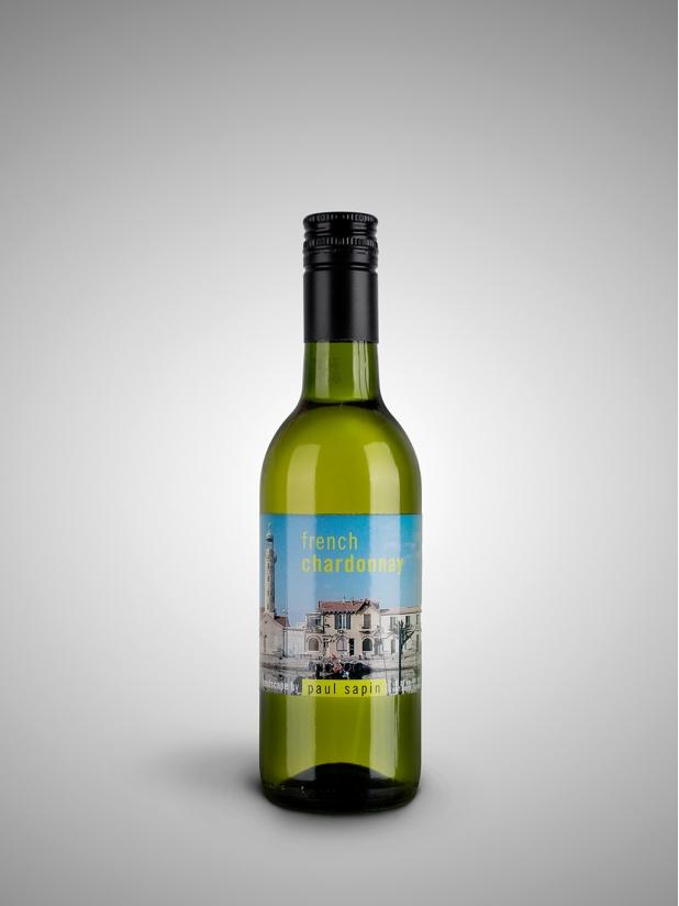 法国景色系列 霞多丽白葡萄酒