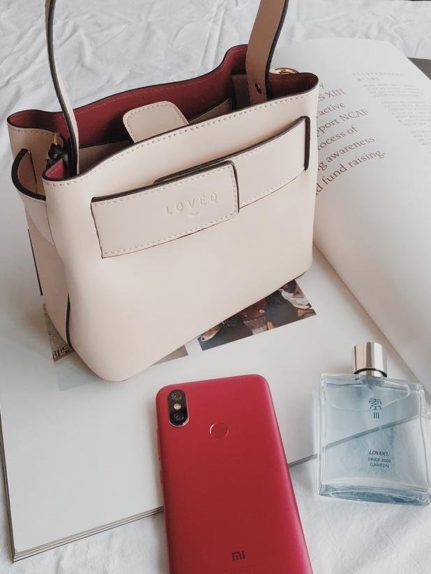 Mandy Bag 粉色