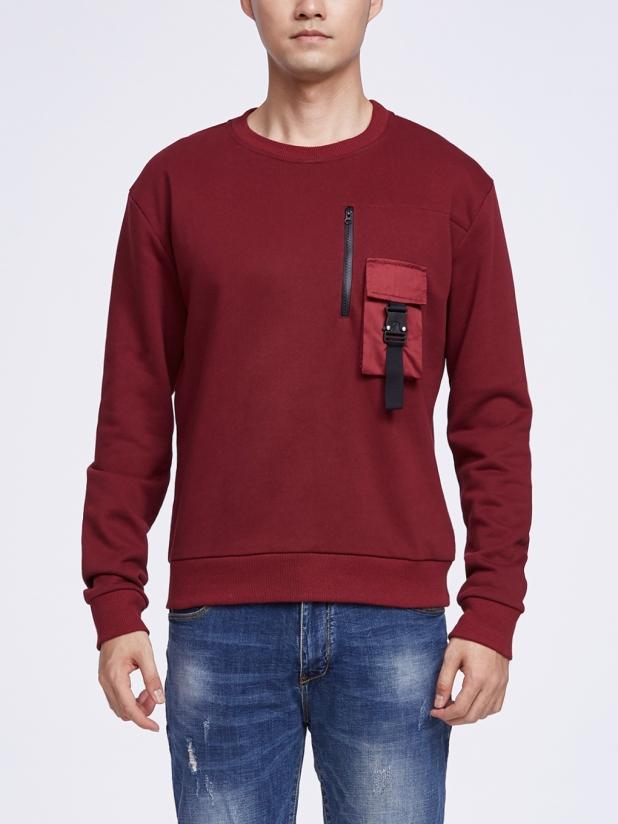 圆领卫衣 7 (袋袋平安)