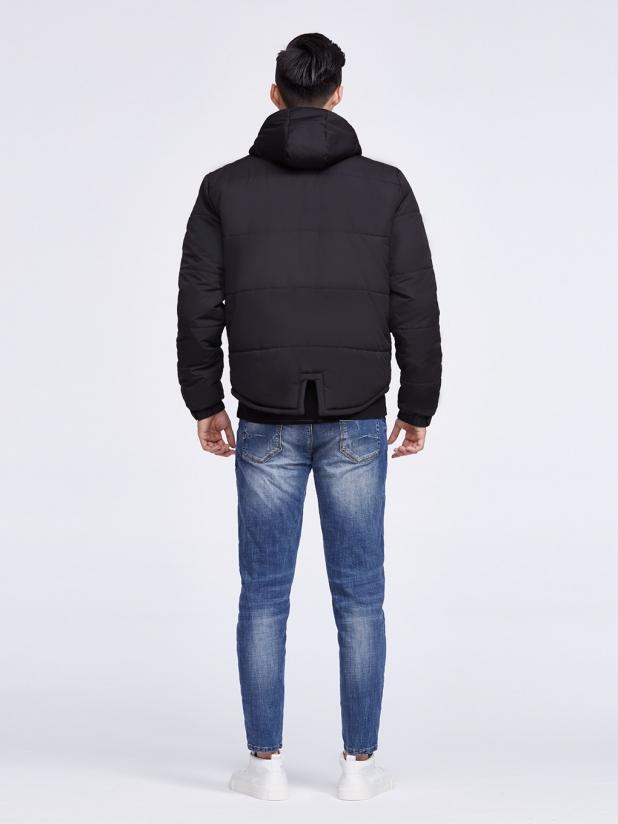 简约棉夹克
