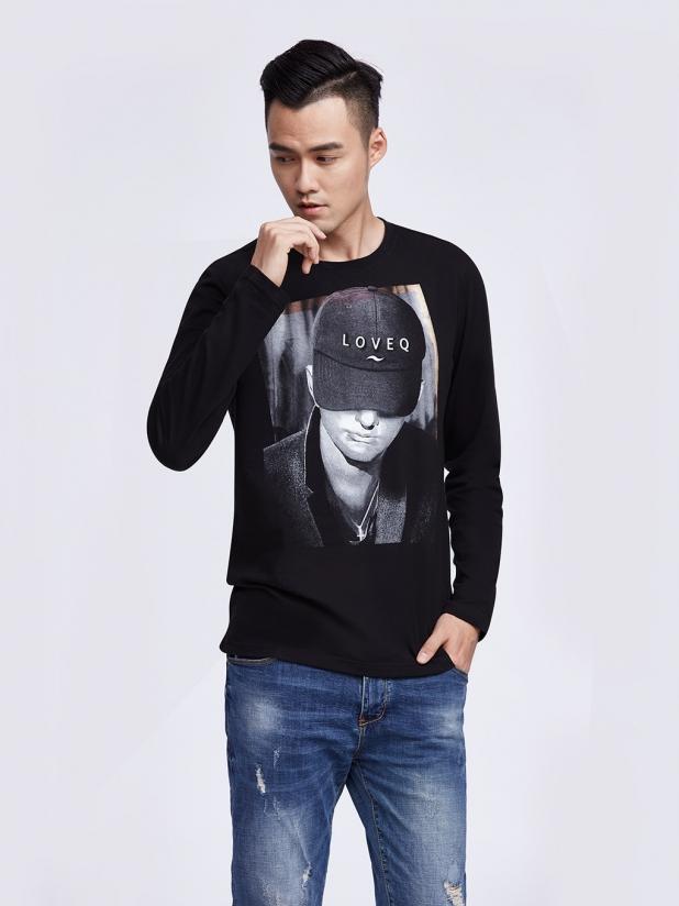 长袖T恤 CAP