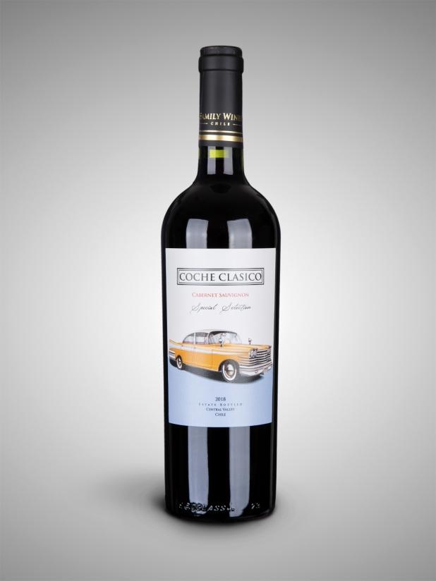老司机赤霞珠干红葡萄酒