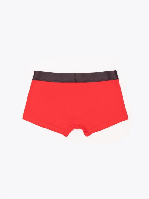 富五代 两条装平底裤