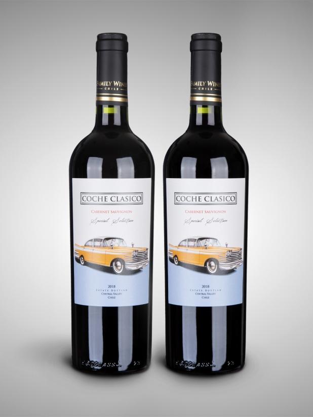 老司机赤霞珠干红葡萄酒2瓶