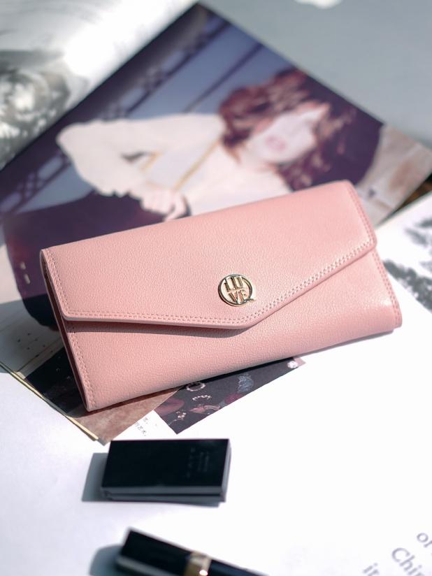 真爱至上银包 粉色