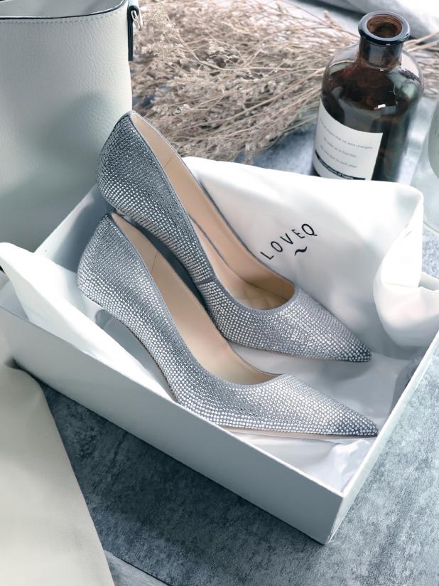 Bling Bling 高跟鞋