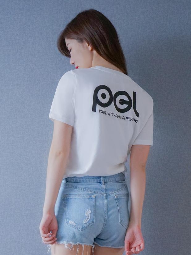 恭喜发财 PCL(basic 女款) 白色