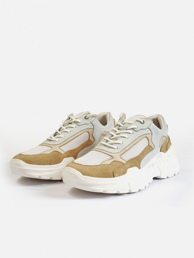 Saunter 厚底老爹鞋 (男款)