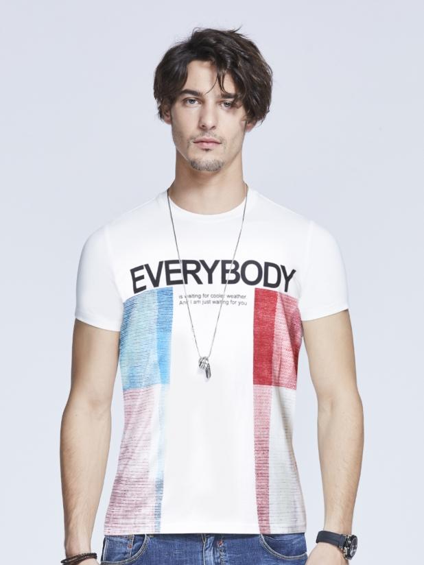 EVERYBODY 白色