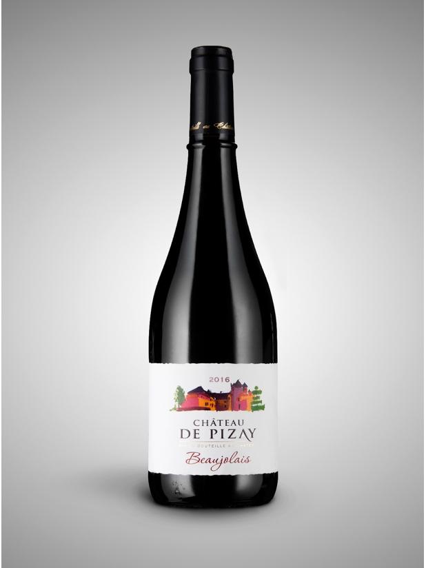 法国毕泽堡(2016)干红葡萄酒