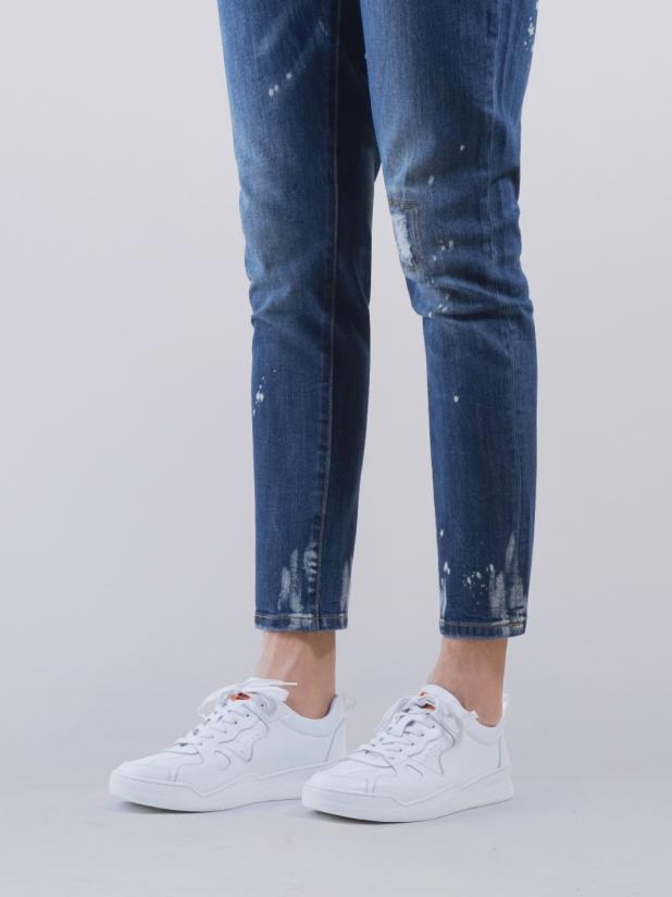 牛皮小白鞋