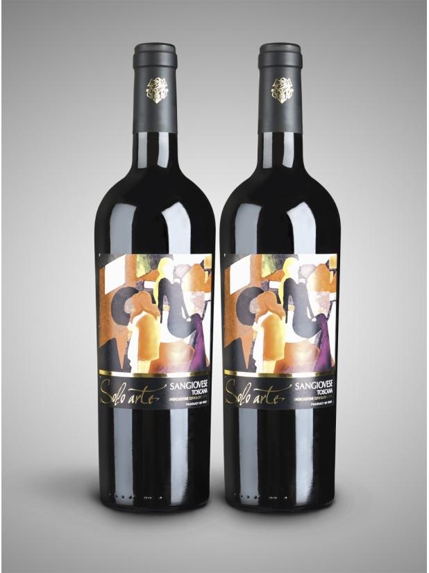 单身艺术 红葡萄酒2瓶