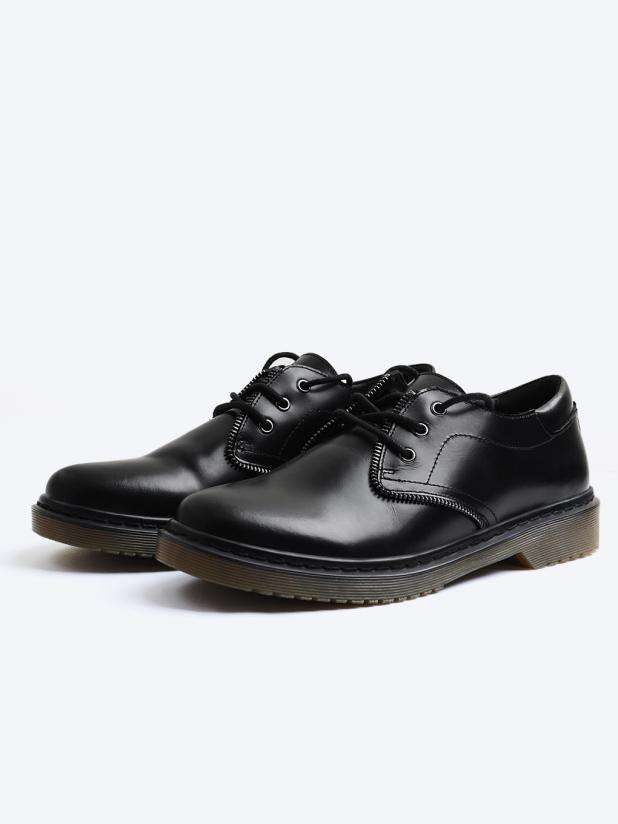 英伦风尚 休闲皮鞋