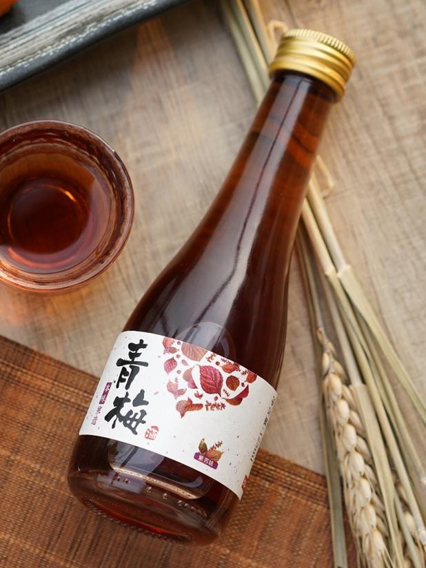 本味寒造 青梅酒(紫苏)300ml