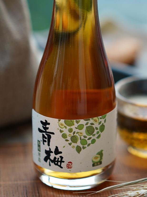本味寒造 青梅酒(原味)300ml