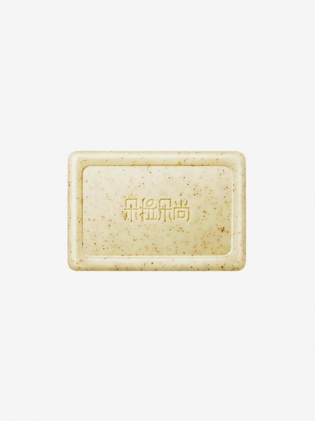 朵拉朵尚洋甘菊祛除鸡皮磨砂皂x2