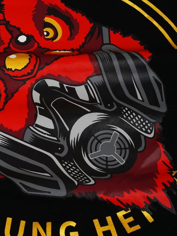百毒不侵系列(防毒面具)黑色