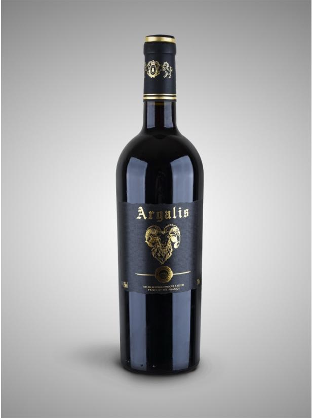 法国咩咩干红葡萄酒