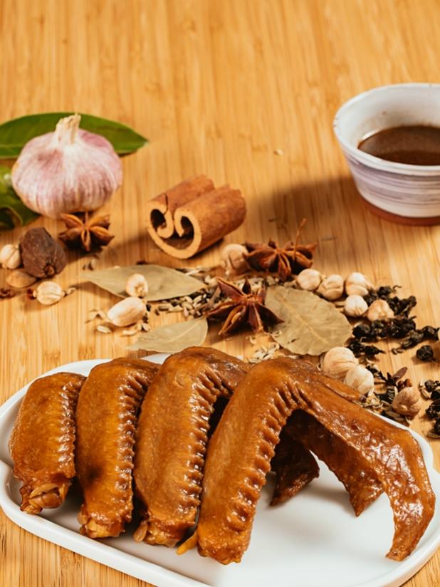 冰茶鸭原味礼盒(四选二)