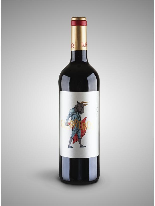西班牙斗牛士 干红葡萄酒