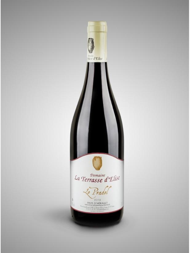 法国艾利斯花园帕德红葡萄酒