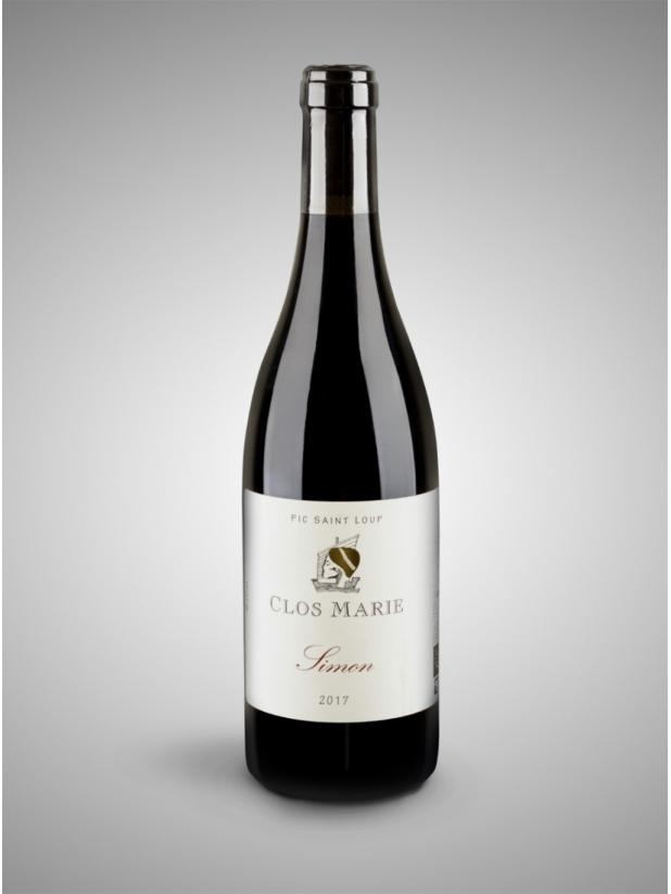 法国玛丽园西蒙红葡萄酒