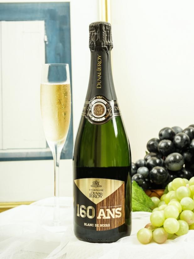 杜洛儿160周年纪念版黑中白香槟