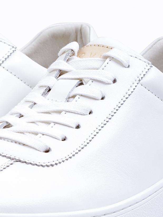 牛皮小白鞋2