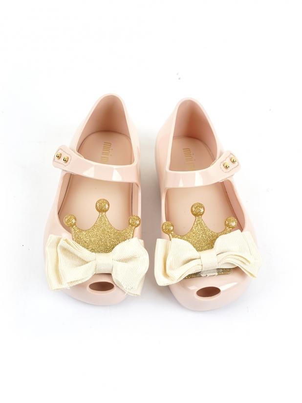 mini Melissa 王冠女童鞋