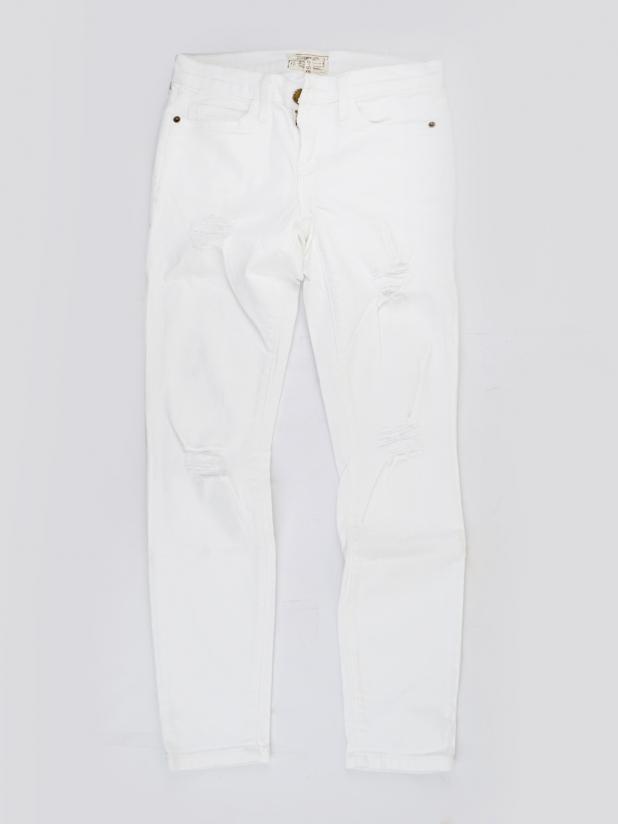Current/Elliott(卡伦特-艾略特)女士紧身牛仔裤