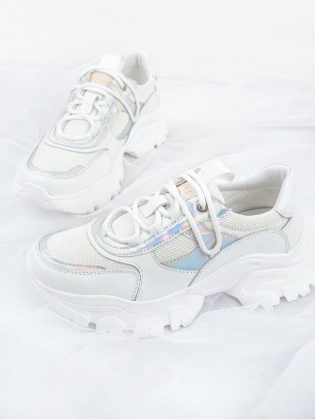 Dainty 厚底老爹鞋