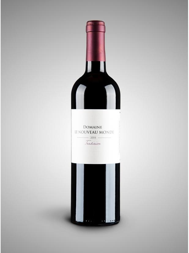 法国新世界 干红葡萄酒(2014)