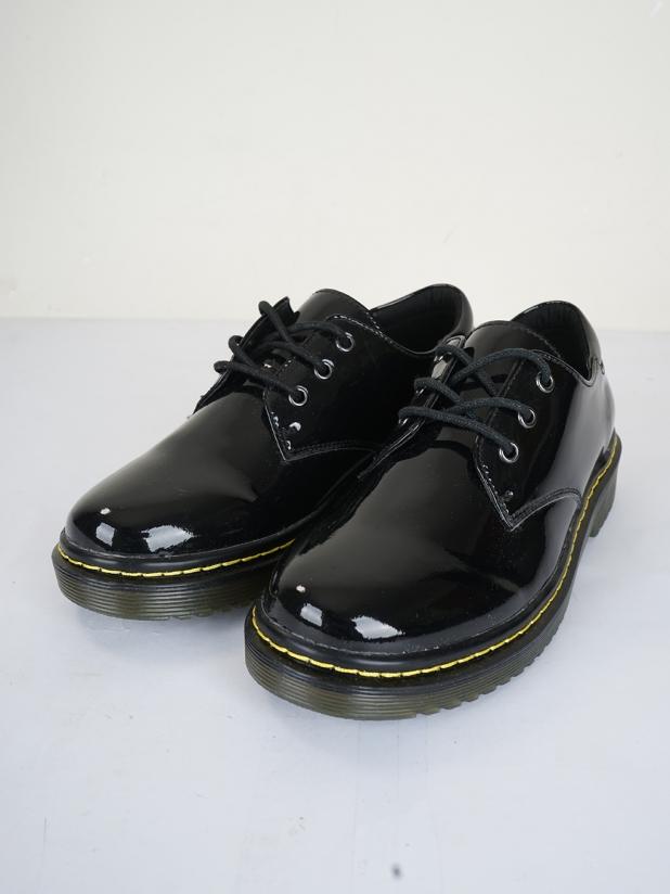 【打板/模特试穿】学院风 女款小皮鞋