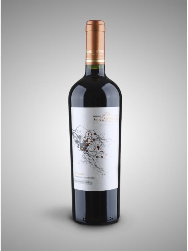 智利元素珍藏版红酒