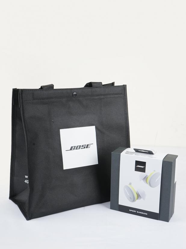 Bose无线蓝牙运动耳机 (极光绿)