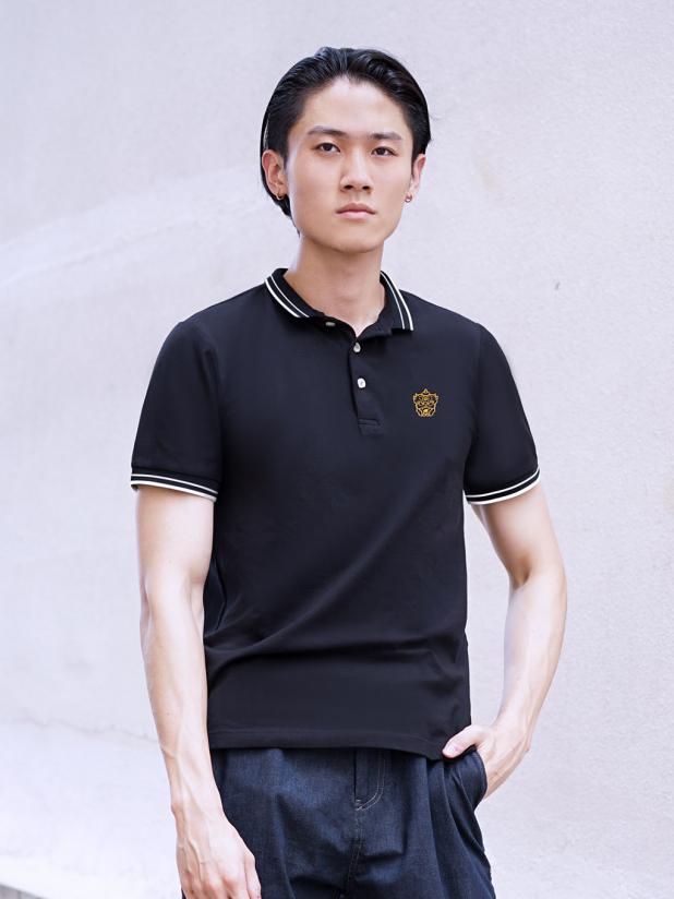 New Polo 50 小金狮 黑色