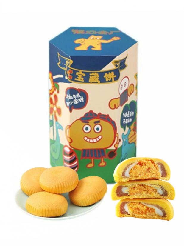 怪力食厂 格列佛宝藏饼2盒