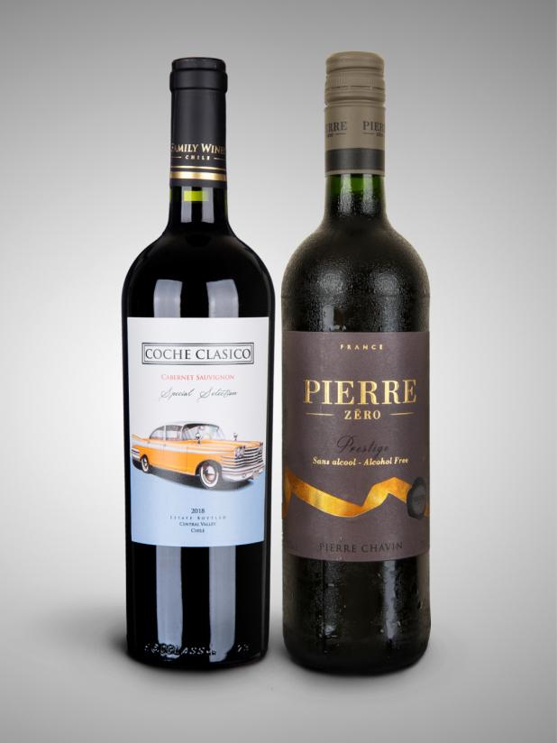 皮耶老司机红葡萄酒组合