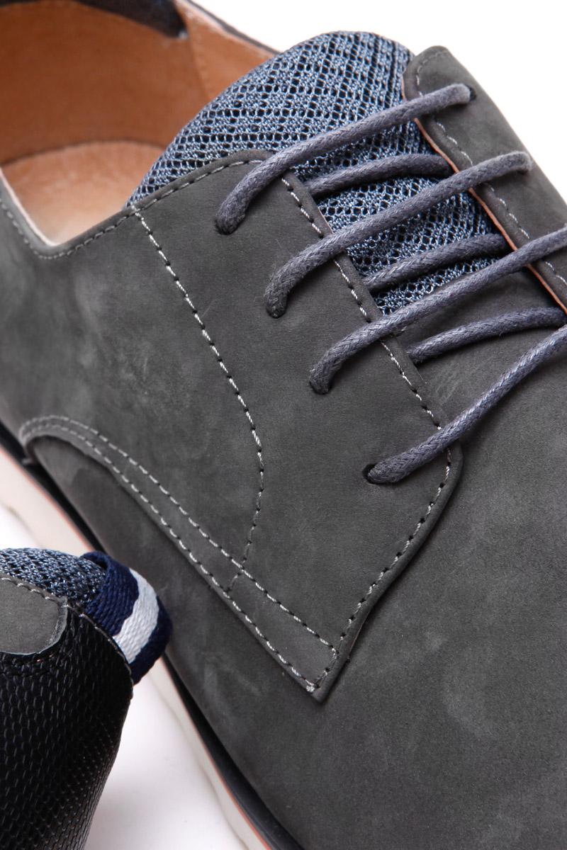 磨砂皮鞋可以打鞋油吗 要用专用的磨砂粉